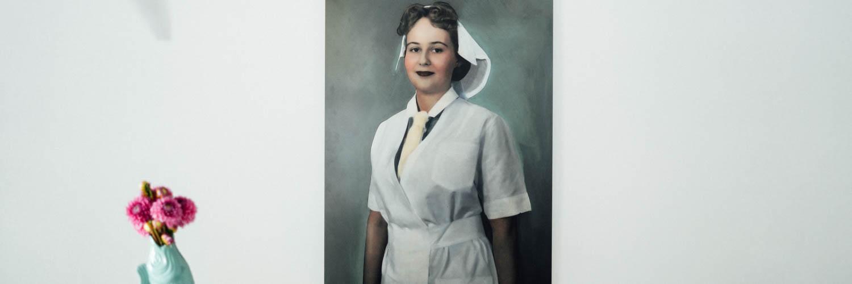 Hausarzt Maxvorstadt - Dr. Mutschler - Wandgemälde